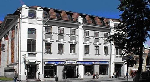 Jouk Jacque Hotel