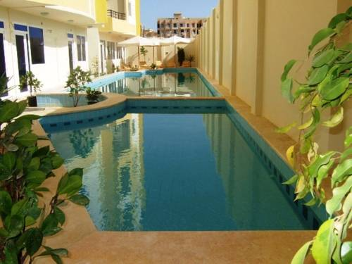 The 3Sis Apartments Hurghada