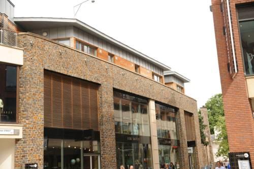 Premier Apartments Bristol Cabot Circus