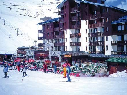 Apartment Rond Point Pistes IV Tignes