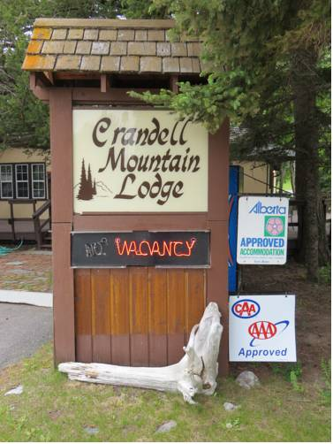 Crandell Mountain Lodge
