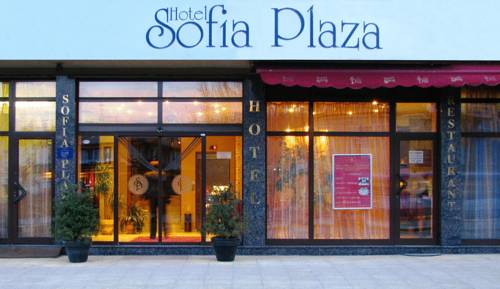 Sofia Plaza Hotel