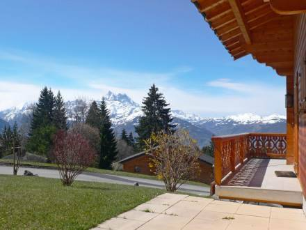 Holiday Home Petit Roc Villars-sur-Ollon