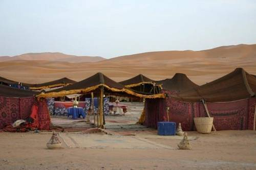 Camp Merzouga Tours