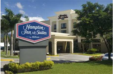 Hampton Inn & Suites San Jose Airport
