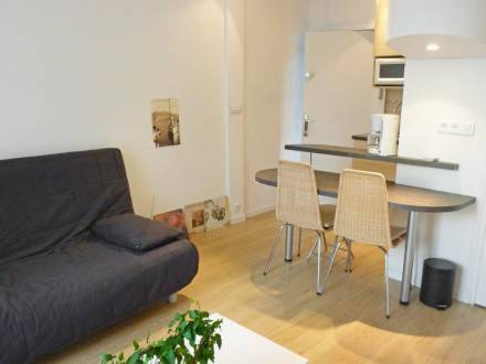 Apartment Geoffroy Saint Hilaire