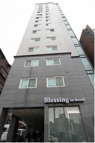 Blessing in Seoul