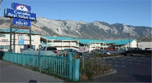 Canadas Best Value Inn Mile-0-Motel Lillooet