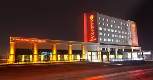 Ramada Plaza Altin Kayisi Hotel