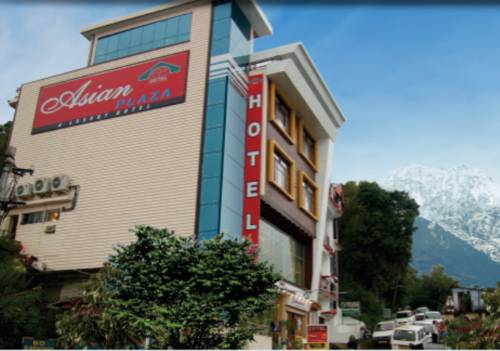 Hotel Asian Plaza Dharamshala