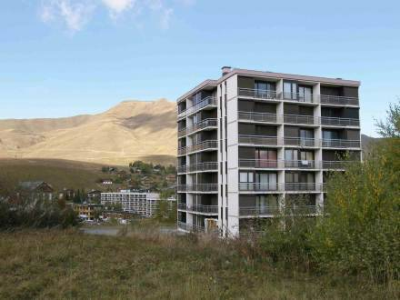 Apartment Bellard La Toussuire