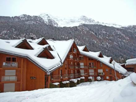 Apartment Borgia I Contamines Montjoie