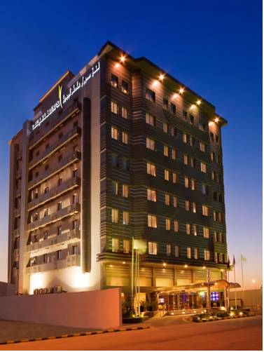 Coral Beach Hotel Jubail