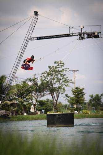 Hotel RIDE 'n Lazy @ THAI WAKE PARK