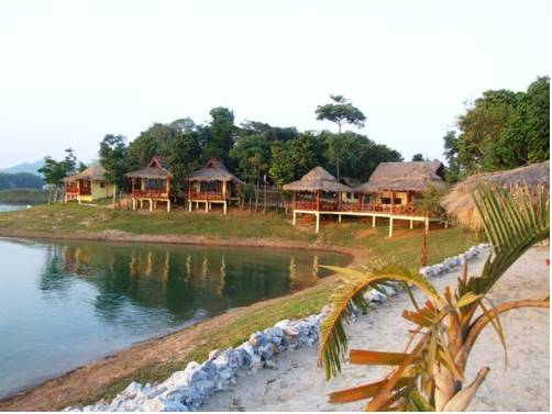 The Sanctuary Nam Ngum Beach Resort