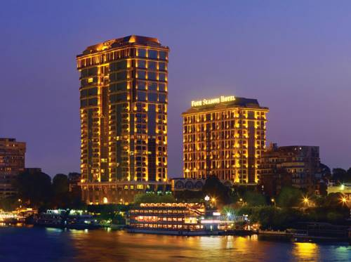 Four Seasons Cairo At The First Residence