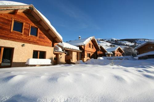 Le Chalet du Queyras and Spa