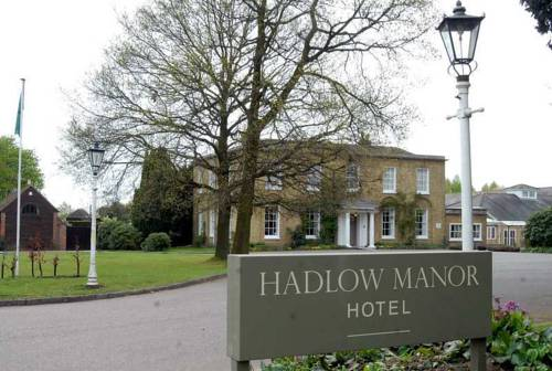 The Hadlow Manor Hotel