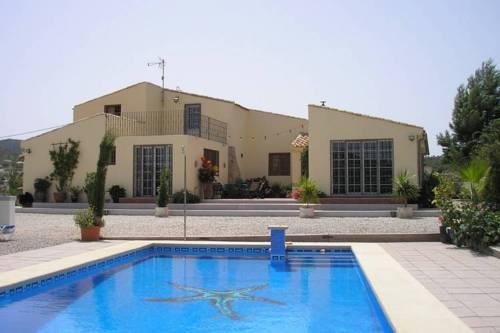 Holiday Home Tranquility Cuatro Abaran (Campo De Ricote)