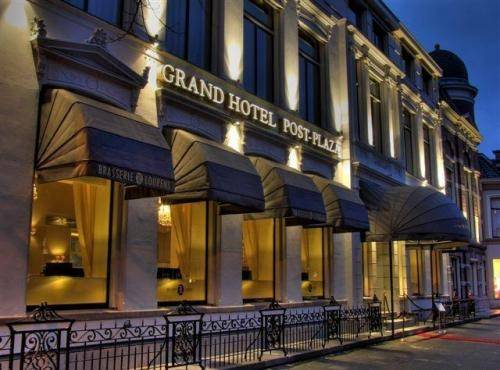 Grand Hotel Post Plaza