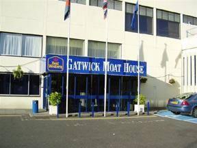 Best Western Gatwick Moat House