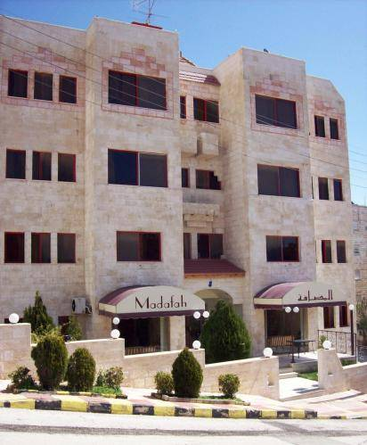 Madafah Hotel Apartments