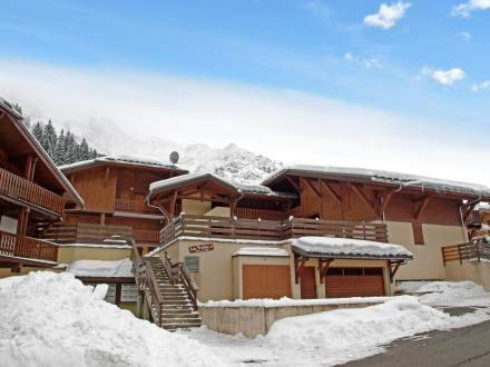 Apartment Trolles Contamines Montjoie
