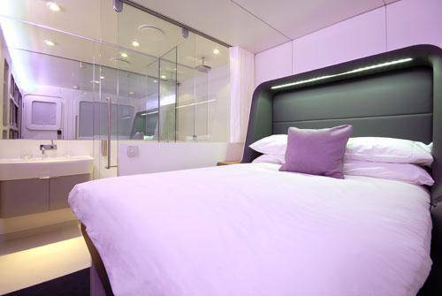 Yotel Schiphol Airport