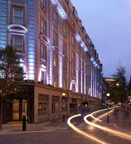 Radisson Blu Mercer Street London