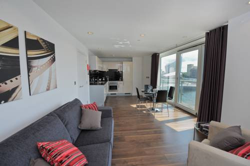 The Heart Apartments Salford Quays
