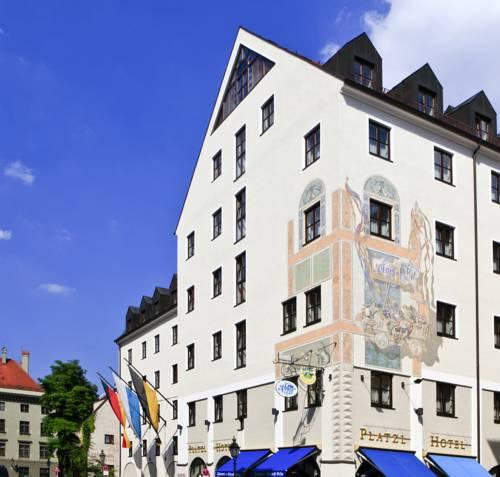 Platzl Hotel (Superior)