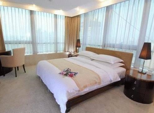 Golden Tulip Ashar Suites Shanghai Central
