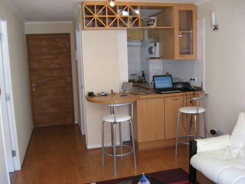 Santiago Downtown Apartments Lira