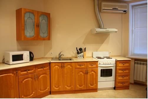 Apartments on Tekucheva 236