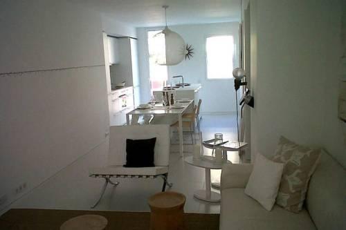 Apartment Patio Blanco