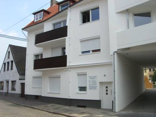 Appartements Hanseat