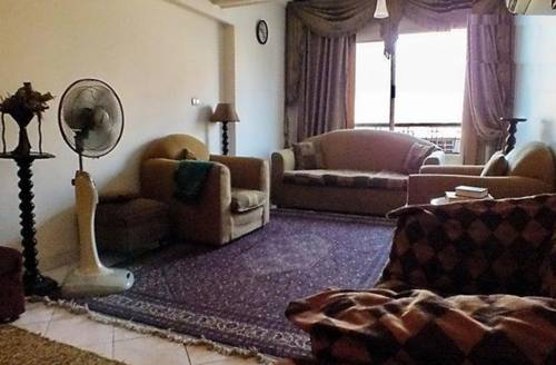 Three Bedroom Furnished Apartment Hafiz Ramadan Street Nasr City