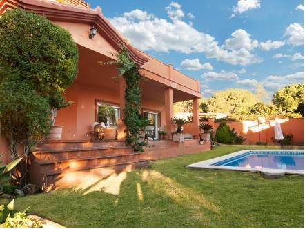 Holiday home Casa Frankonia Marbella