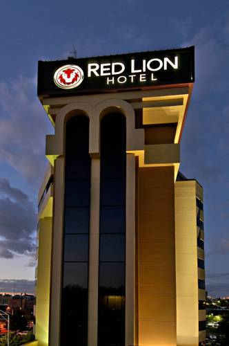 Red Lion Hotel Spokane at the Park