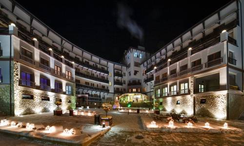Apart-Hotel Chale Graal