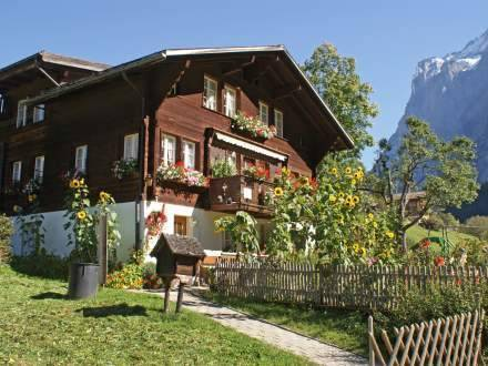 Apartment Locherboden Grindelwald