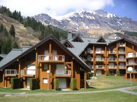 Apartment Combettes III Contamines Montjoie
