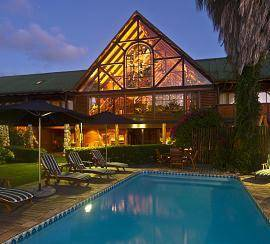 Knysna Log-Inn Hotel