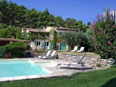 Holiday Home Les Pasterelles Cadenet