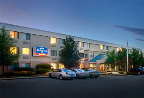 Fairfield Inn Burlington by Marriott Williston