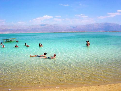 Aloni Neve Zohar Dead Sea