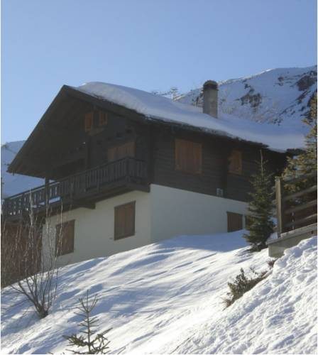 Chalet Niverolle