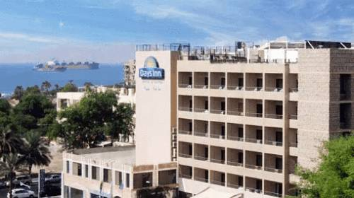 Days Inn Hotel & Suites, Aqaba