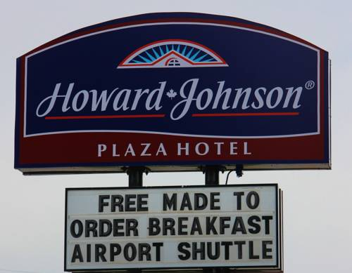 Howard Johnson Fort Howe Plaza And Convention Center