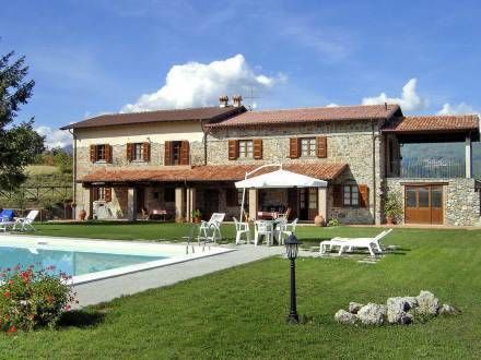 Holiday Home La Fenice Camporgiano
